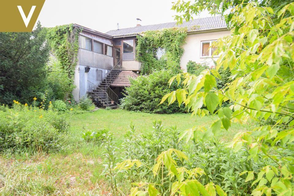 Altes Haus auf wunderbarem (Bau)grundstück // Old house  on wonderful (building) plot // /  / 2013Göllersdorf / Bild 1