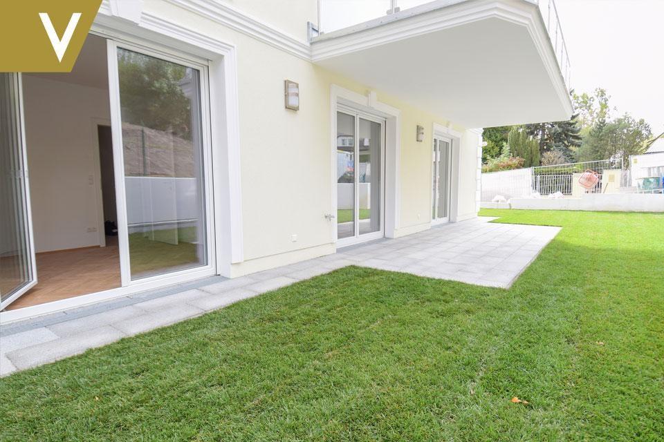 Vier-Familienhaus im Erstbezug mit Garten in Grinzing // Four-Apartment House on first occupation with garden in Grinzing // /  / 1190Wien / Bild 0