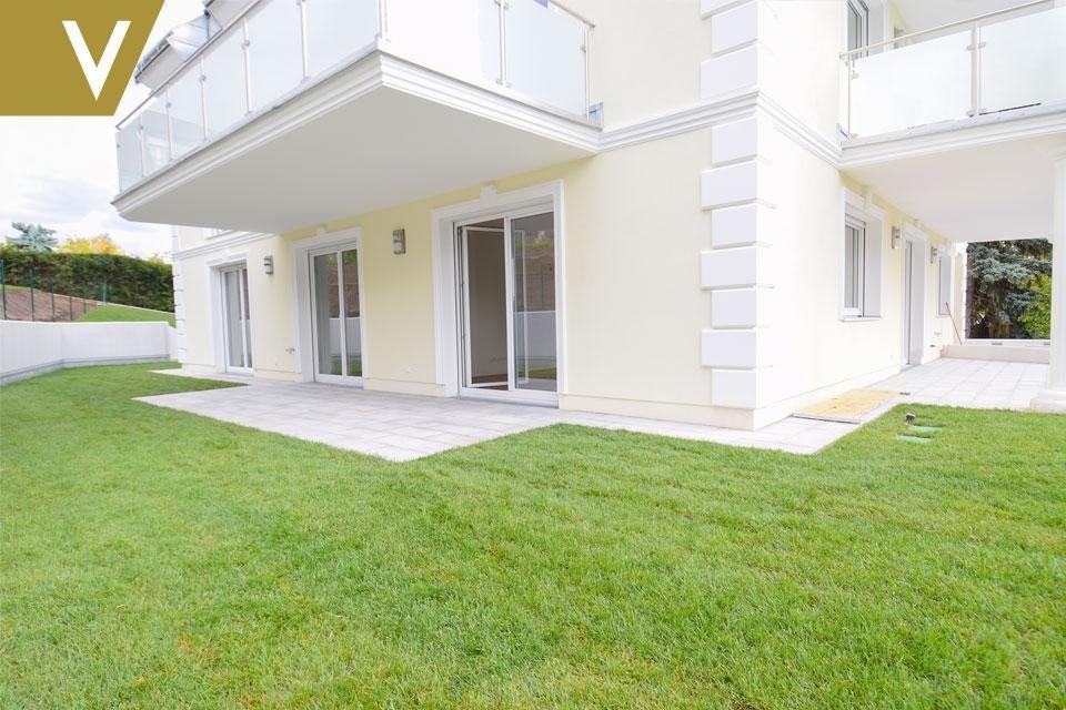 Vier-Familienhaus im Erstbezug mit Garten in Grinzing // Four-Apartment House on first occupation with garden in Grinzing // /  / 1190Wien / Bild 1