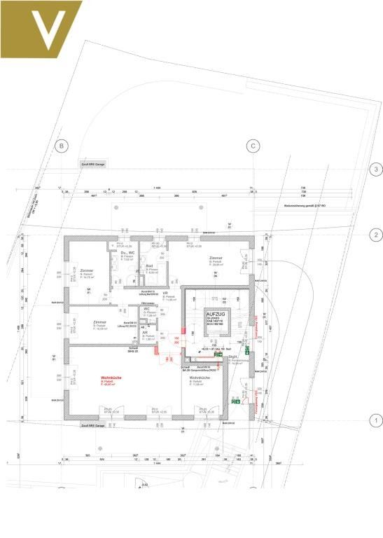 Vier-Familienhaus im Erstbezug mit Garten in Grinzing // Four-Apartment House on first occupation with garden in Grinzing // /  / 1190Wien / Bild 5