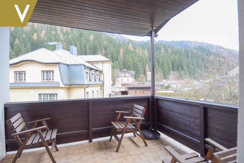 Zwei-Familien-Villa in idyllischer, ländlicher Lage // Two-family villa in an idyllic, rural location /  / 8663Veitsch / Bild 16