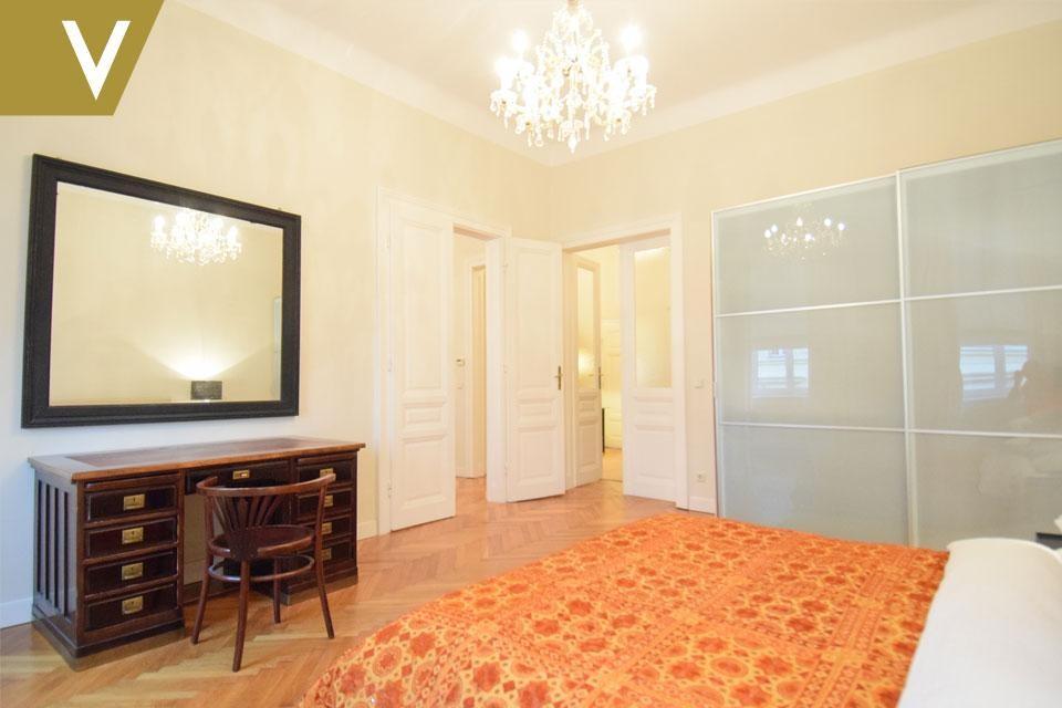 Mit bestem Geschmack möbliertes Apartment in sehr guter Lage // With best taste furnished Apartment in very good locartion // /  / 1090Wien / Bild 1