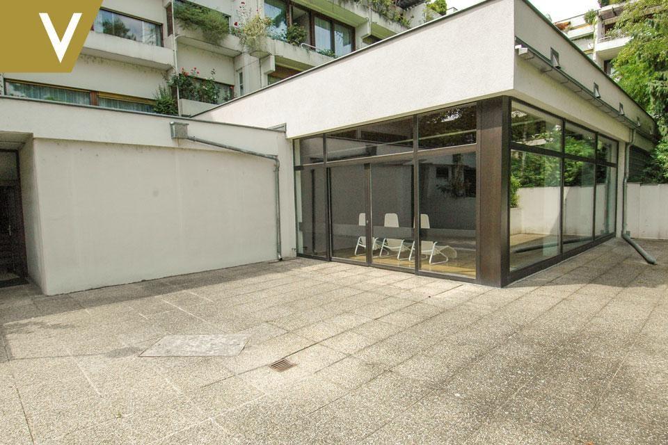 Möblierte Wohnung in einem Haus mit vielen Extras in Nußdorf // Furnished apartment in a house with lots of extras in Nußdorf // /  / 1190Wien / Bild 12