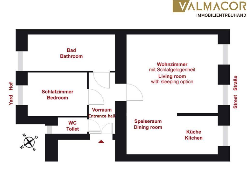 Sehr elegante möblierte Wohnung nähe Sternwarte // Very elegant furnished apartment near Observatory /  / 1180Wien / Bild 0