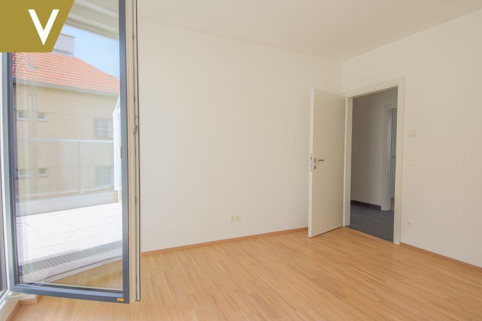 Eine Traumwohnung mit unverbaubarem Blick auf die Donau PROVISIONSFREI // A dream apartment with unobstructed view over the Danube COMMISSION FREE /  / 1210Wien / Bild 8