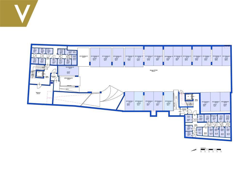Eine Traumwohnung mit unverbaubarem Blick auf die Donau PROVISIONSFREI // A dream apartment with unobstructed view over the Danube COMMISSION FREE /  / 1210Wien / Bild 16