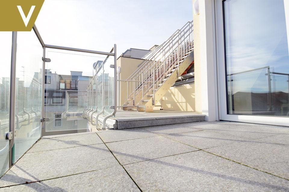 Ultramodernes Dachterrassen Wohnung in Gersthof // Ultra Modern rooftop apartment in Gersthof // /  / 1180Wien / Bild 6