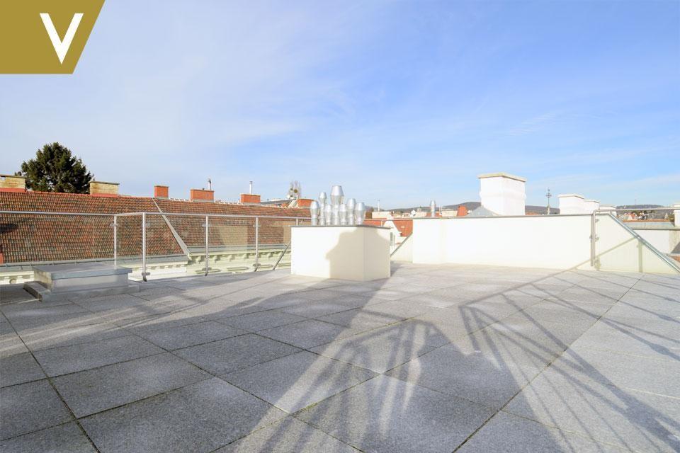Ultramodernes Dachterrassen Wohnung in Gersthof // Ultra Modern rooftop apartment in Gersthof // /  / 1180Wien / Bild 7