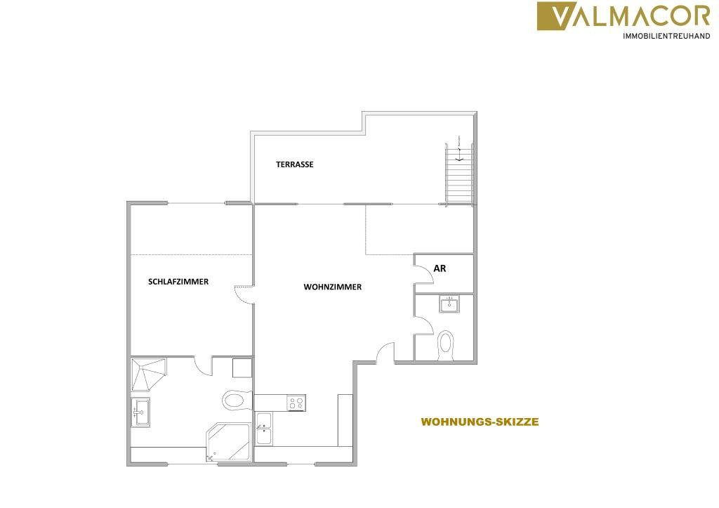 Ultramodernes Dachterrassen Wohnung in Gersthof // Ultra Modern rooftop apartment in Gersthof // /  / 1180Wien / Bild 10