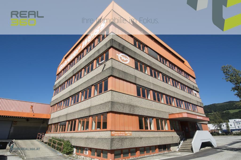 Außenansicht Bürogebäude