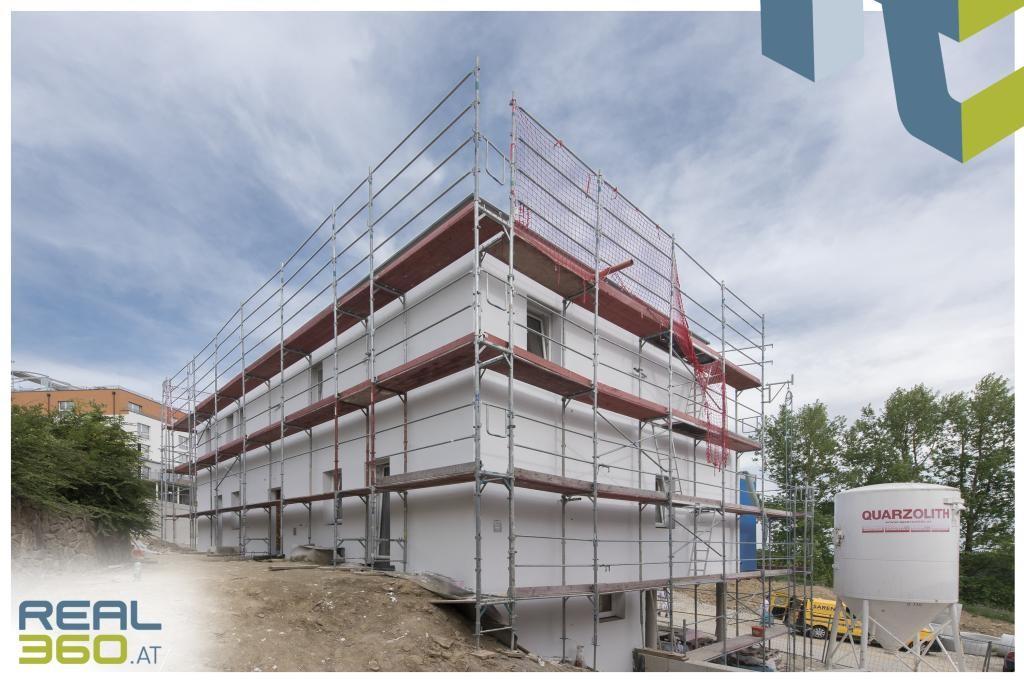 Baufortschritt Haus D Top 10
