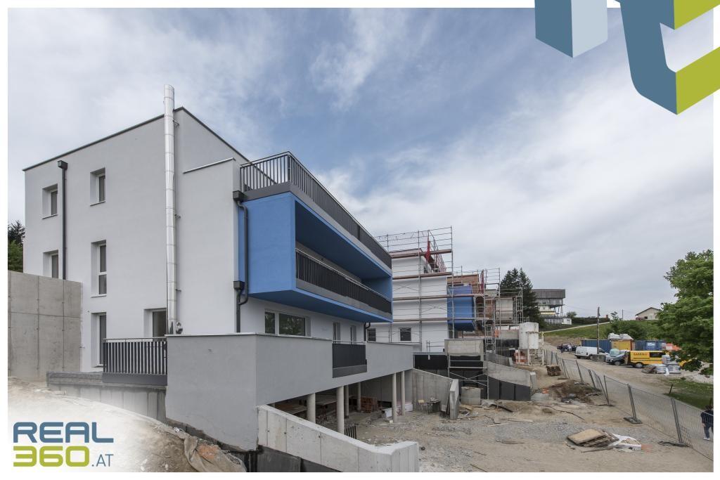 Baufortschritt Haus C