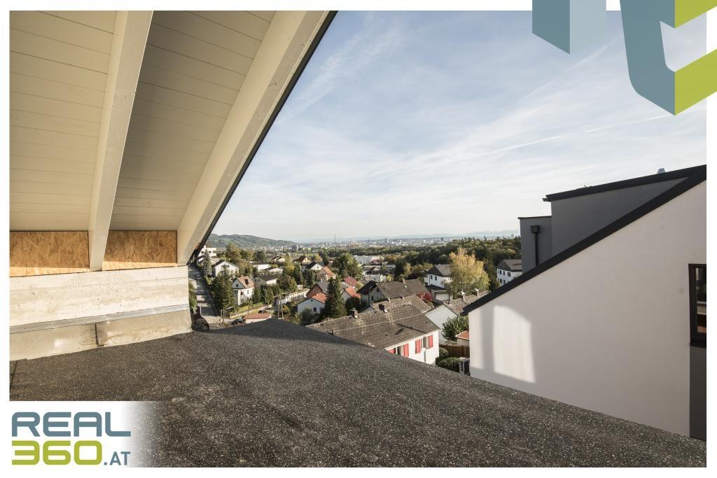 Wohntraum am Gründberg! Exklusive NEUBAU-Dachgeschosswohnung in Linz-Urfahr zu verkaufen! /  / 4040Linz / Bild 1
