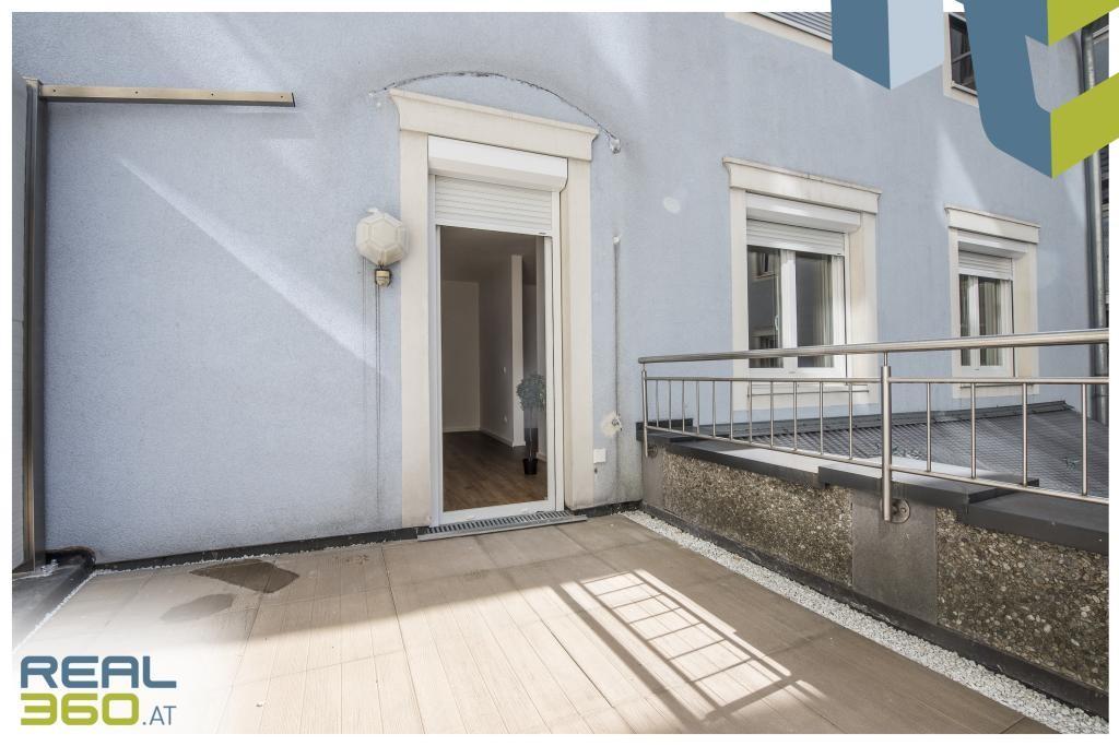 Generalsanierte 3-Zimmer-Wohnung in der Innenstadt mit ruhiger Innenhofterrasse zu verkaufen! /  / 4020Linz / Bild 0