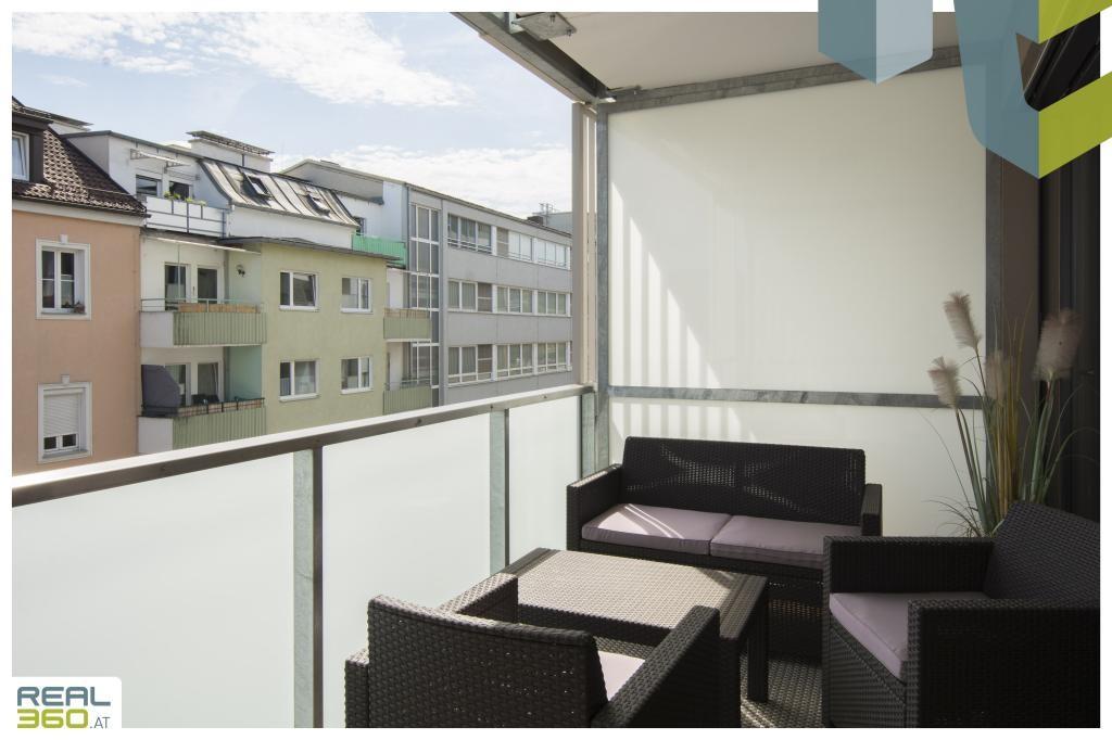 Provisionsfreie Neubauwohnung mit Küche und Terrasse/Eigengarten in Urfahr! /  / 4040Linz / Bild 1