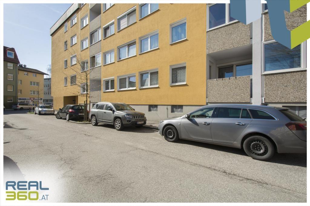 Möblierte 2-Zimmer Wohnung mit Loggia in zentraler Lage ab sofort zu mieten! /  / 4600Wels / Bild 0
