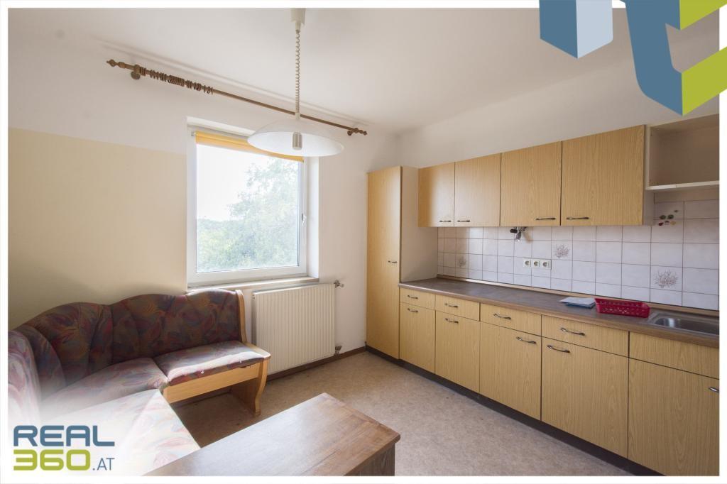 Großzügiges Grundstück mit sanierungsbedürftigem Bestandshaus mit Donaublick in TOP-LAGE von Mauthausen! /  / 4310Mauthausen / Bild 1