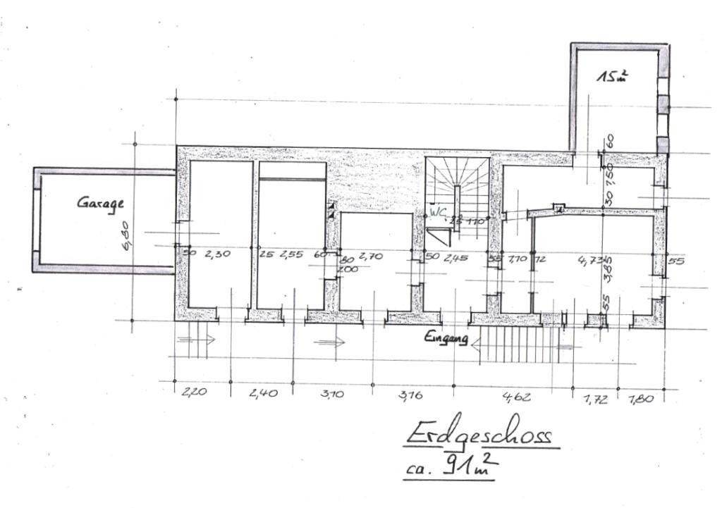 Großzügiges Grundstück mit sanierungsbedürftigem Bestandshaus mit Donaublick in TOP-LAGE von Mauthausen! /  / 4310Mauthausen / Bild 10