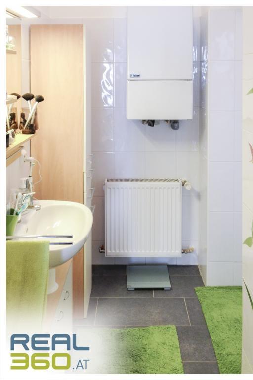 Behaglliches Badezimmer