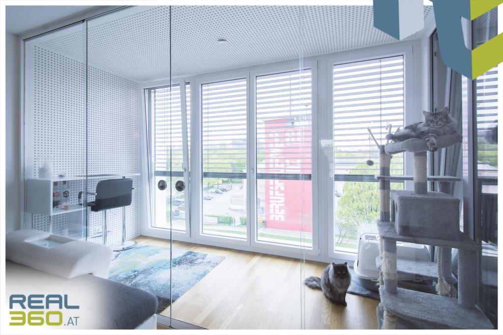 Wohnvorraum - Musterfoto