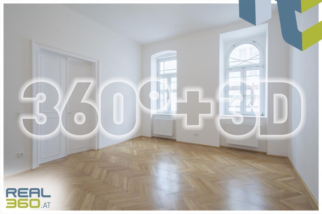 Wohnzimmer 360°+3D