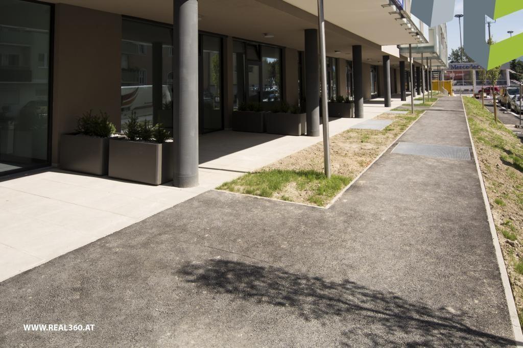 Außenansicht II Wohngebäude