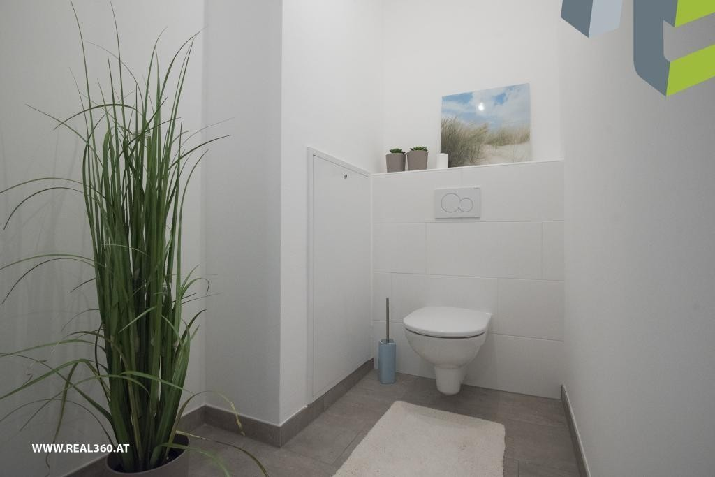 WC - Musterwohnung