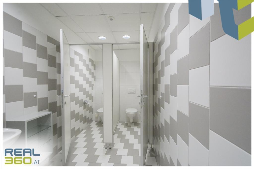 Toiletten Damen und Herren