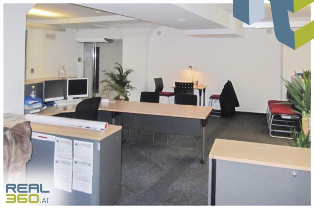 Innenansicht Büro II