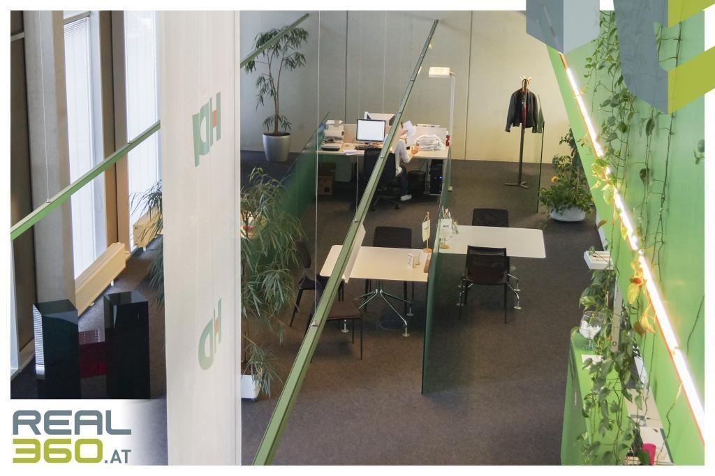 Geschäftsfläche und Eingangsbereich