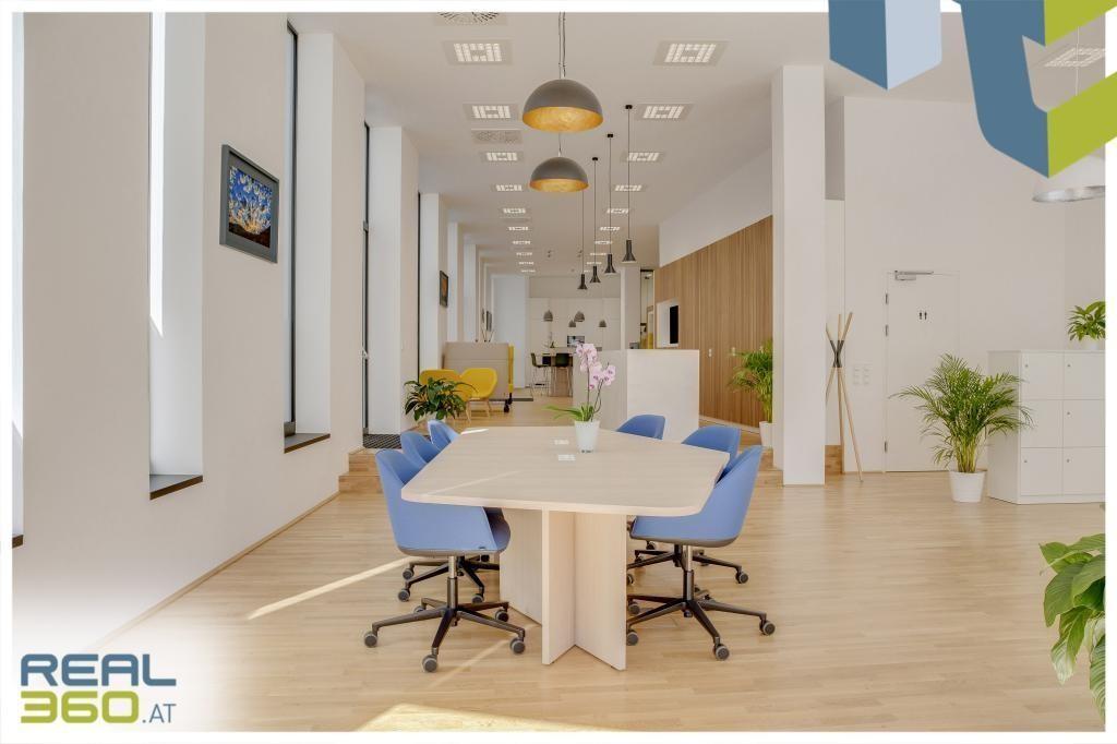 Innenansicht Bürofläche I