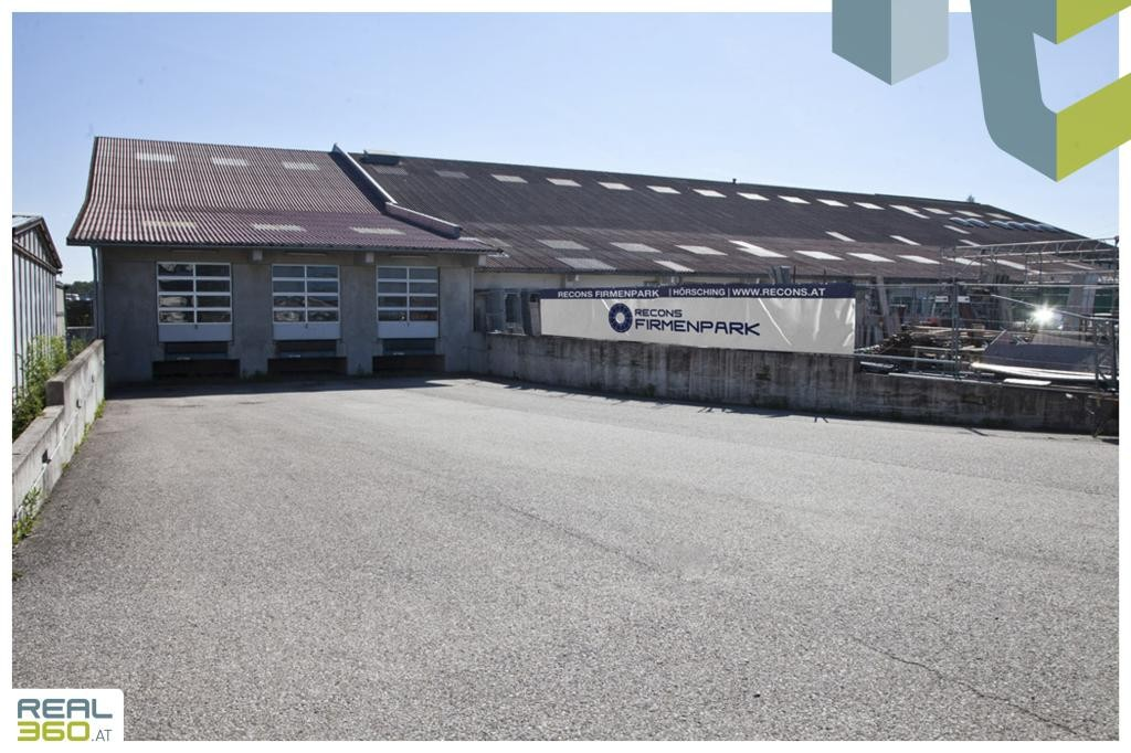 Firmenpark Außenansicht II