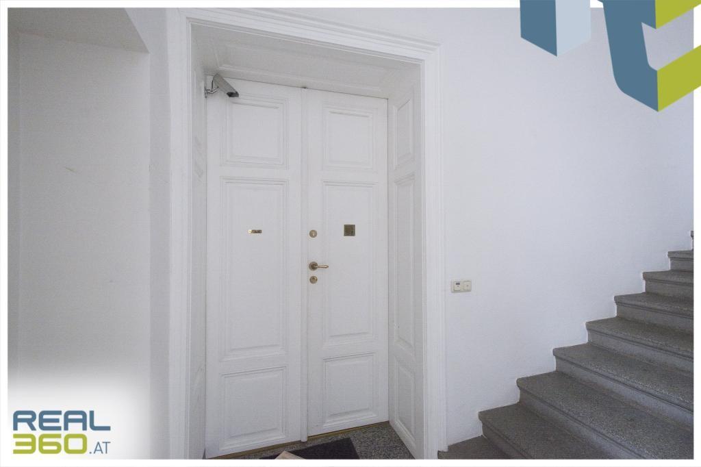 Zugang zur Wohnung
