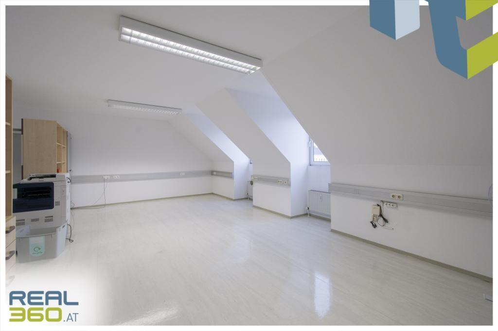 Großraumbüro Ansicht 2
