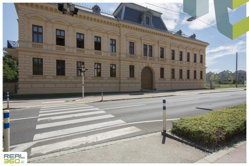 Palais Löwenfeld von außen