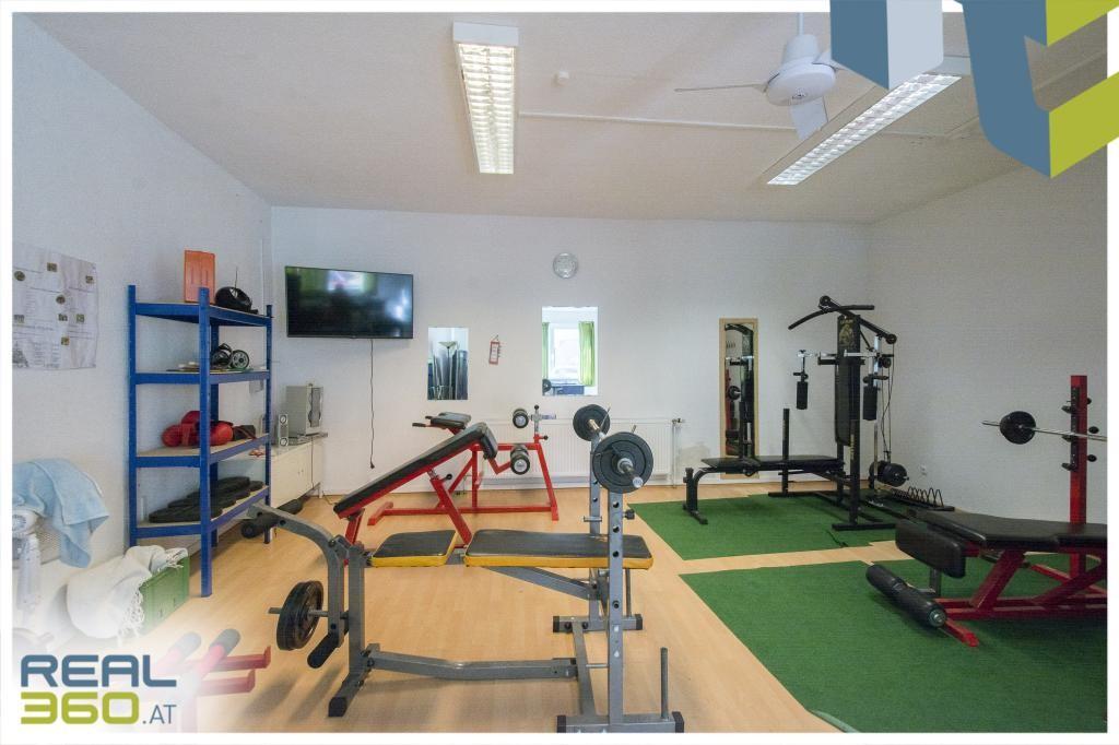 Fitnessraum im EG II