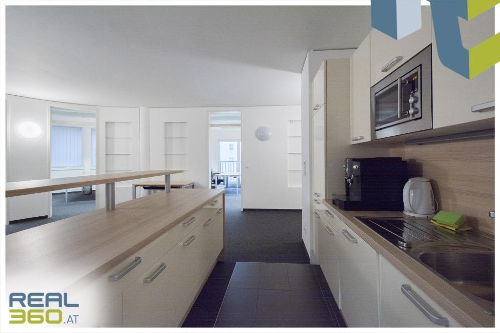 Ablösbare Küche (inkl. aller Geräte)