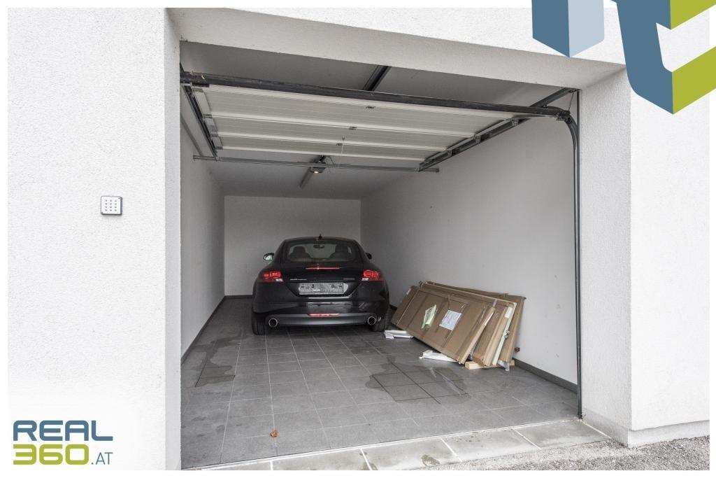 Garagenplatz in Linz-Urfahr zu vermieten!