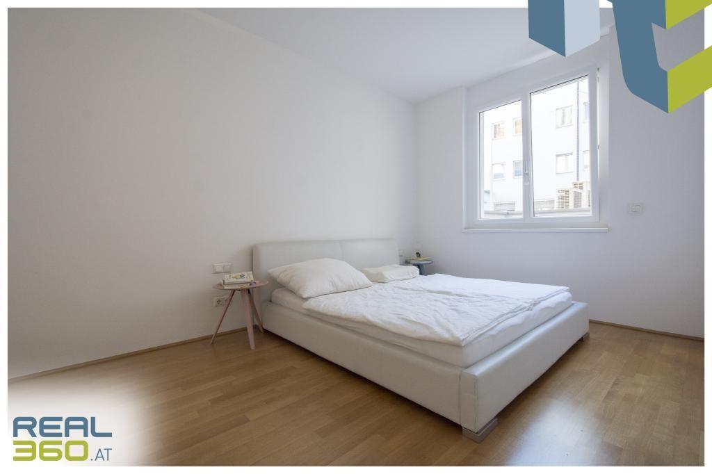 Ruhiges Schlafzimmer, innenhofseitig II