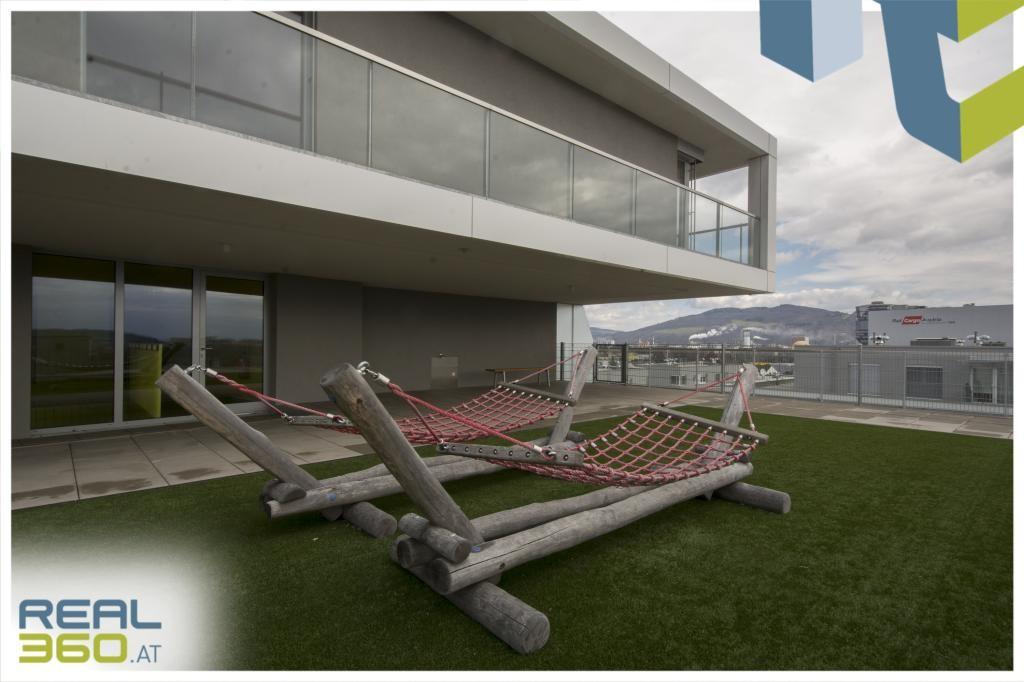 Dachterrasse Allgemeinfläche