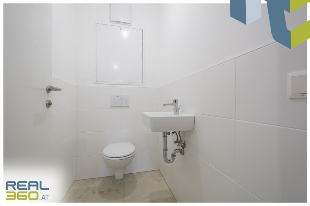 Separate Toilette