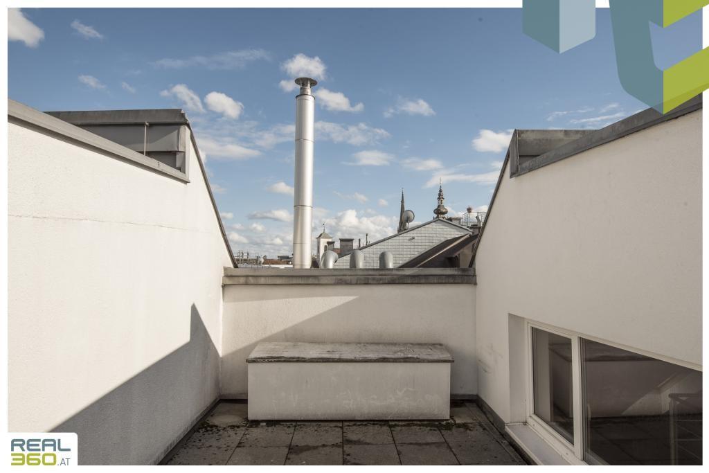 Dachterrasse II