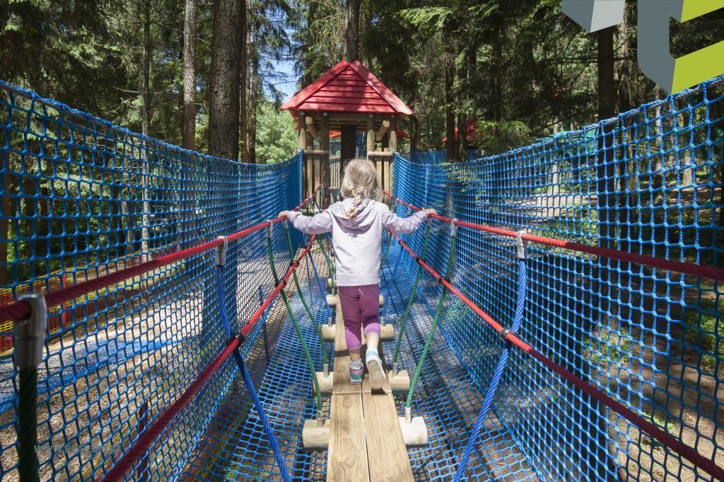Kinderklettergarten ca. 2,2 km entfernt