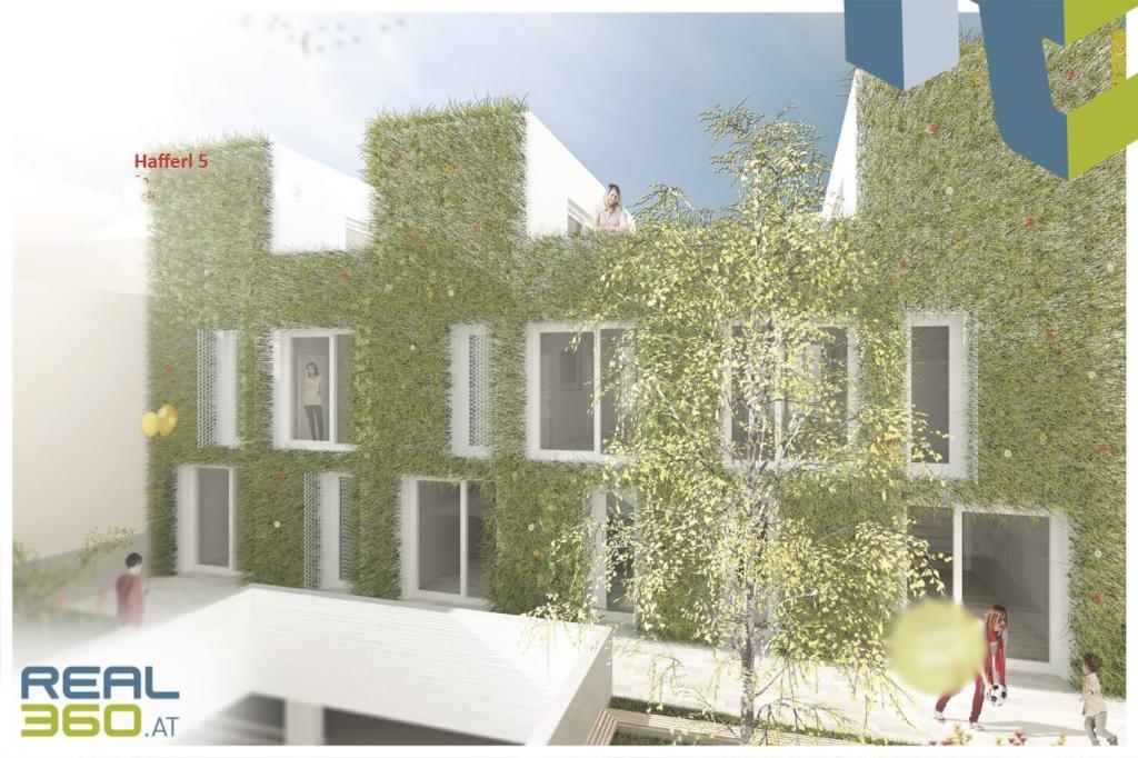Visualisierung - Innenhof