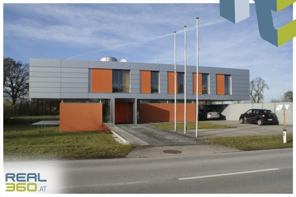 Außenansicht Bürogebäude I