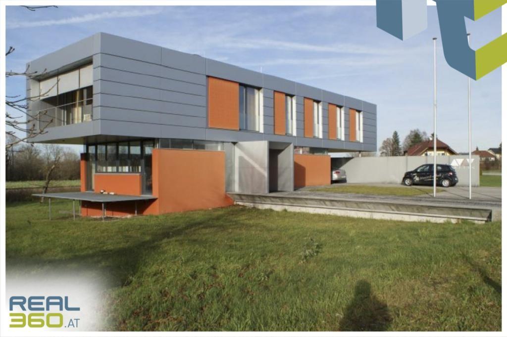 Außenansicht Bürogebäude II