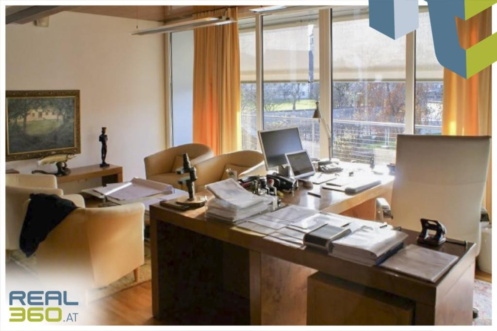 Büro Innenansicht I