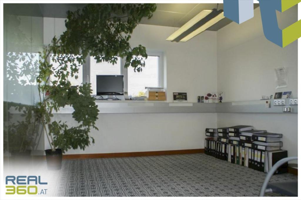 Büro Innenansicht II