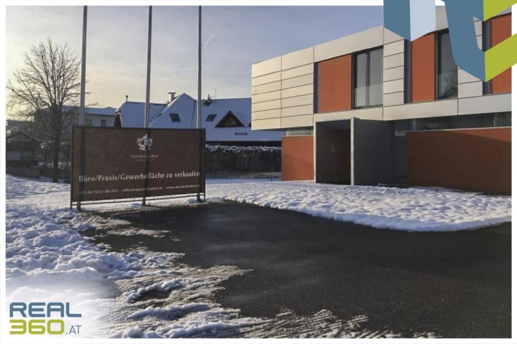 Außenansicht Bürogebäude III