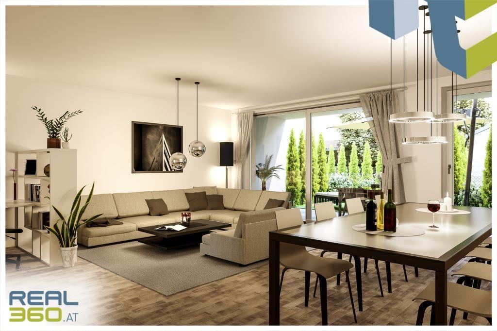 Visualisierung - Beispiel Wohnbereich